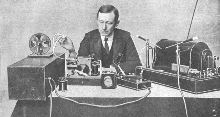 تلگراف بی سیم